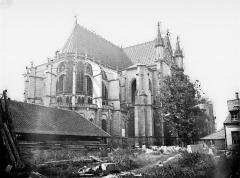 Basilique Saint-Denis - Ensemble nord-est