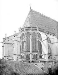 Basilique Saint-Denis - Abside ensemble