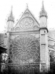 Basilique Saint-Denis - Rose