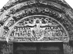 Basilique Saint-Denis - Tympan