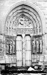 Basilique Saint-Denis - Portail