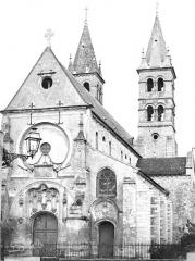 Eglise Notre-Dame - Ensemble ouest