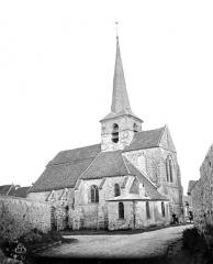 Eglise de la Nativité de la Vierge et Saint-Fiacre - Ensemble sud