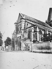 Eglise Saint-Pierre Saint-Paul - Côté nord-ouest