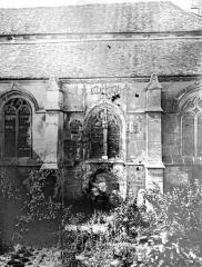 Eglise Saint-Pierre Saint-Paul - Fenêtres