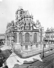 Ancienne église Saint-Vincent - Abside