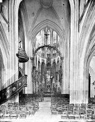 Ancienne église Saint-Vincent - Nef