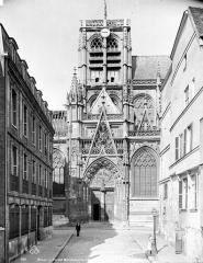 Ancienne église Saint-Vincent - Portail sud