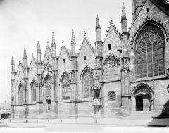 Eglise Notre-Dame - Façade méridionale