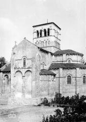 Eglise Sainte-Croix - Ensemble sud
