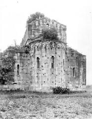 Eglise de la Canonica - Abside