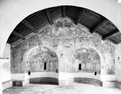 Eglise Sainte-Christine - Intérieur