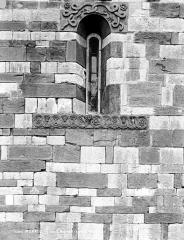 Eglise Saint-Michel - Fenêtre, côté sud