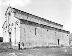 Eglise Sainte-Marie (ancienne cathédrale de Nebbio) - Ensemble sud-ouest
