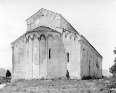 Eglise Sainte-Marie (ancienne cathédrale de Nebbio) - Ensemble nord-est