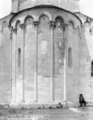 Eglise Sainte-Marie (ancienne cathédrale de Nebbio) - Abside