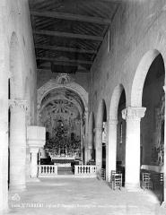 Eglise Sainte-Marie (ancienne cathédrale de Nebbio) - Intérieur