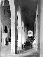 Eglise Sainte-Marie (ancienne cathédrale de Nebbio) - Bas-côté