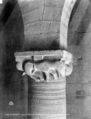 Eglise Sainte-Marie (ancienne cathédrale de Nebbio) - Chapiteau