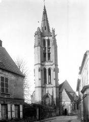 Eglise Saint-Médard - Ensemble ouest