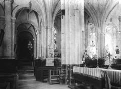 Eglise Saint-Laurent - Chapelles du choeur