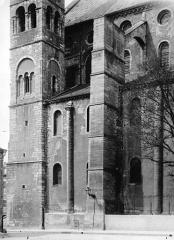 Eglise Saint-Rémi - Nef, face sud