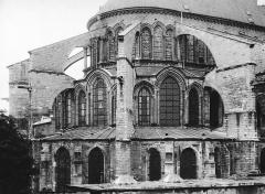 Eglise Saint-Rémi - Abside nord-est