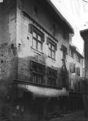 Ancien hôtel de ville - Ensemble ouest