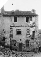 Ancien hôtel de ville - Façade est