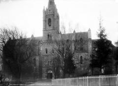Eglise Saint-Laurent - Ensemble sud