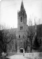 Eglise Saint-Laurent - Clocher sud