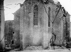 Eglise Saint-Laurent - Abside