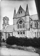 Ancienne abbaye Saint-Léger - Ensemble sud