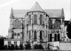 Ancienne abbaye Saint-Léger - Ensemble est