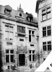 Hôtel d'Uzès - Ensemble sur cour