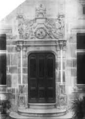Hôtel d'Uzès - Porte