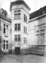 Hôtel d'Uzès - Tourelle d'escalier