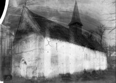 Ancienne église de Sainte-Marie-aux-Anglais - Ensemble sud-ouest