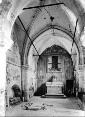 Ancienne église de Sainte-Marie-aux-Anglais - Choeur