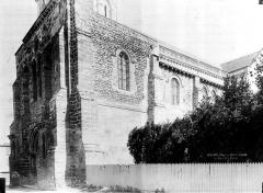 Eglise Saint-Cerneuf - Eglise vue sud-ouest