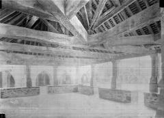 Halles - Intérieur