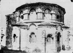 Eglise Saint-Gilles - Abside nord