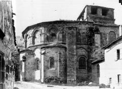 Eglise Saint-Gilles - Abside est