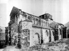 Eglise Saint-Gilles - Ensemble sud-ouest
