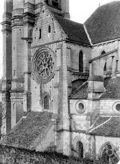 Eglise Saint-Sulpice - Transept sud