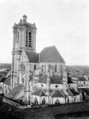 Eglise Saint-Sulpice - Ensemble sud-ouest
