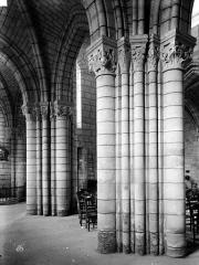 Eglise Saint-Sulpice - Bas-côté, côté sud