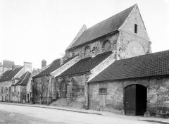 Eglise Saint-Médard - Ensemble nord-ouest