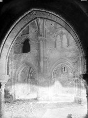 Eglise Saint-Médard - Nef, bas-côté, côté sud