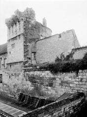 Ancien château - Ruines